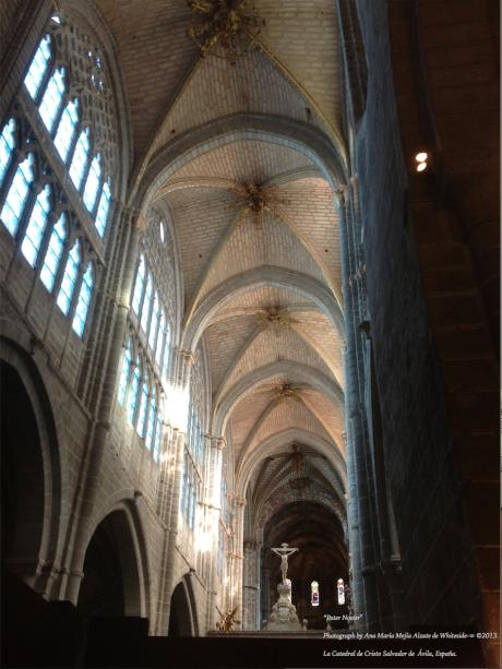 Catedral del Salvador de Ávila.