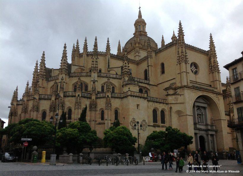 La Santa Iglesia Catedral de Nuestra Señora de la Asunción y de San Frutos de Segovia, España