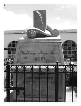 Baldomero Sanin Cano.