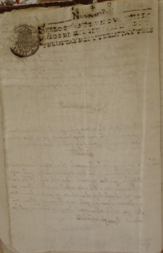 [Folio 9v] [En blanco]