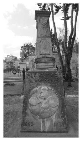 Tumba de Florentino González