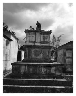 Mausoleo De José Asunción Silva y Elvira Silva